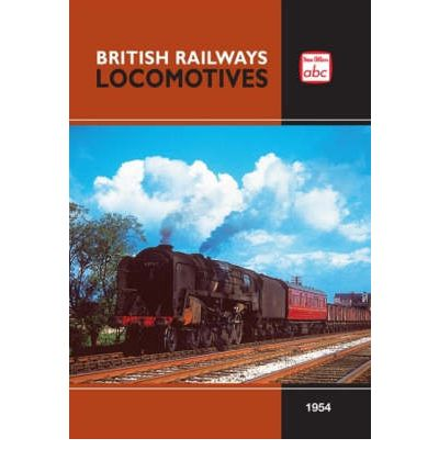 Abc British Railways Locomotives 1954