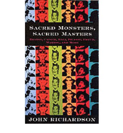 an analysis of the book sacred monsters sacred masters by john richardson Halls online die cast vehicles model collectibles s 242358  dz.
