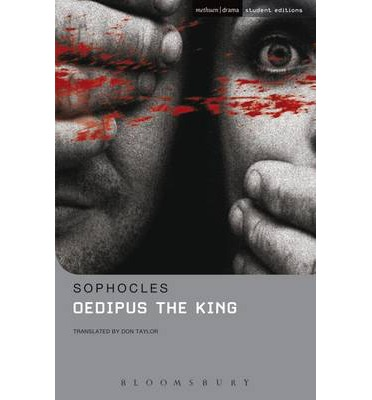 an analysis of tragedy of oedipus in oedipus the king by sophocles Fate, family, and oedipus rex: crash course literature 202  oedipus rex sophocles' most famous play sees it's main character, who seems like he's got it all together, find out that he's killed.