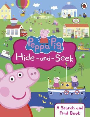 Peppa Pig: Hide-and-Seek : A Search and Find Book