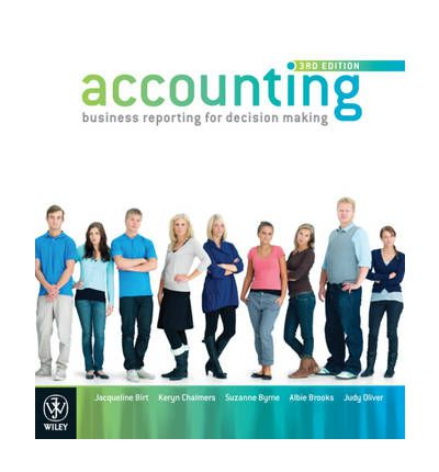 business reporting for decision making Accounting: business reporting for decision making, 6th edition 9780730350446 by jacqueline birt, keryn chalmers.