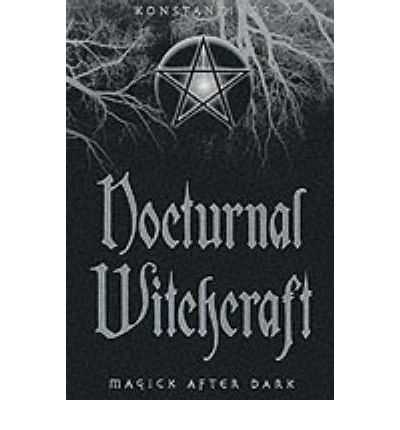 Nocturnal Witchcraft and Nocturnicon books by Konstantinos