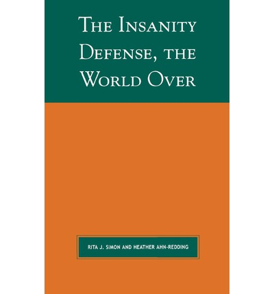 the insanity defense Many people think they understand the insanity defense by watching highly publicized court cases or law-based television shows however, not many fully understand what the insanity defense is, how a person may use it in georgia, and.