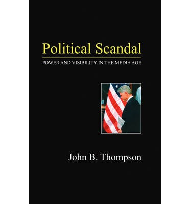 Representation of political scandals in the media