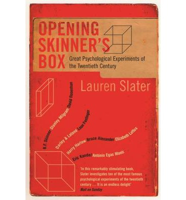 opening skinners box Microblog: opening skinner's box chapter 1 summary the author explores the life of b f skinner, both his academic work and his personal philosophy.