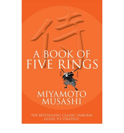 a book of five rings The book of five rings (9781590302484): miyamoto musashi, thomas cleary: books.