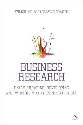 Business research writers