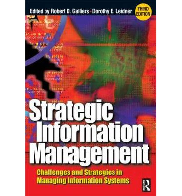 business strategic management and information Examples of strategic objectives  plan to drive increased business alliance management: establish one new strategic alliance annually  for the award-winning .