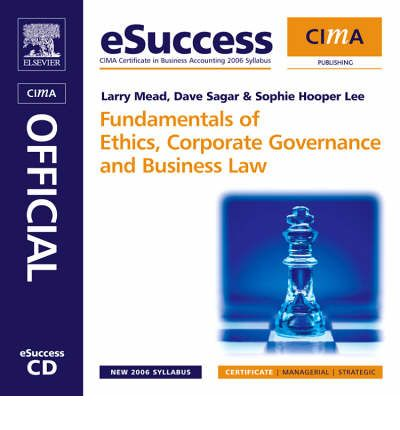 Legality and Ethicality of Corporate Governance Essay