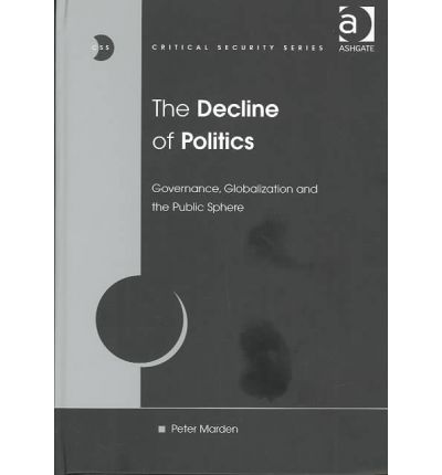 the decline of the public in the political sphere in the eclipse of the public a thesis by john dewe The study of political science mainly based on history or supported by historical data exposes the bare fact that from the 1920s liberal political thought or liberalism was passing through a number of crises one, the establishment of bolshevik rule in russia laid the foundation of collectivism and curtailment.