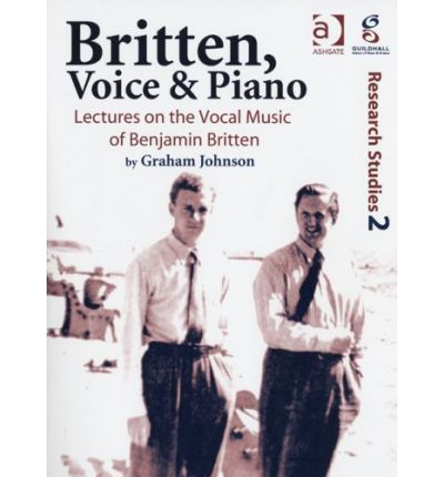 Britten Voice and Piano