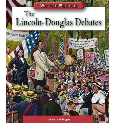 Google e-book The Lincoln-Douglas Debates by Michael Burgan in italiano PDF ePub MOBI 0756516323