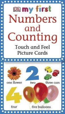 Numbers and Counting: Touch and Feel Picture Cards