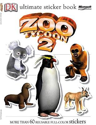 Zoo Tycoon 2 Ultimate Sticker Book