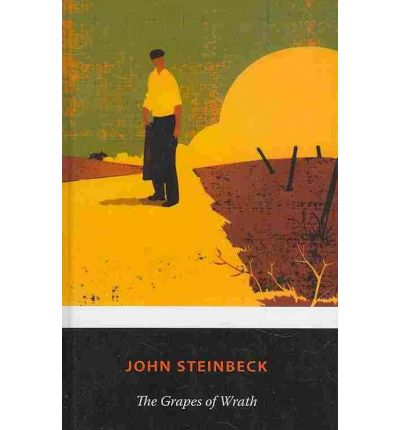 review of john steinbecks the grapes of wrath Seventy years after the grapes of wrath was published, its themes – corporate greed, joblessness – are back with a vengeance melvyn bragg on.