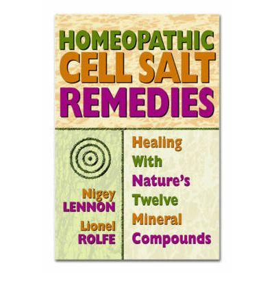 Homeopathic Cell Salt Remedies