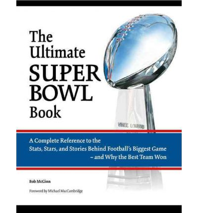 The Ultimate Superbowl Book