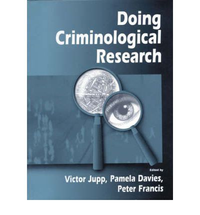 Criminological research