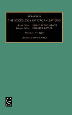 research in the sociology of organizations Sociology » sociology of organizations » organizational contingencies  to put  research on organizational contingencies into a historical perspective, the.