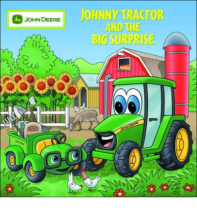 Johnny Tractor and Big Surprise