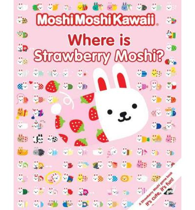 Where Is Strawberry Moshi?