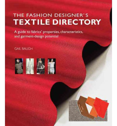 e-book in kindle store The Fashion Designers Textile Directory : A Guide to Fabrics Properties, Characteristics, and Garment-Design Potential by Gail Baugh (Italian Edition) PDF iBook