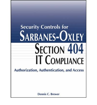 sarbanes oxley security management This faq provides guidance on the impact of sarbanes-oxley on it operations, including sox requirements, penalties and learning resources  data management security.