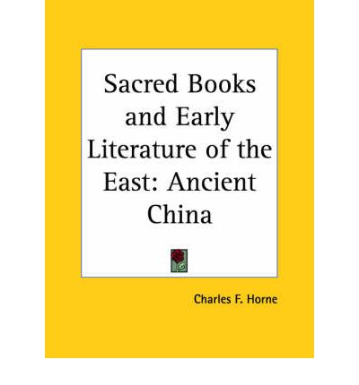 Sacred Books and Early Literature of the East: v. II