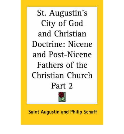 christianity according to st augustine and machiavelli St augustine says somewhere (quoted in the old catholic encyclopedia): so is this just a tautology the fact that those who are saved will have salvation doesn't seem terribly deep.