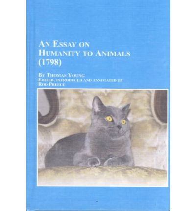 Catalog Record: An essay on humanity to animals   Hathi Trust Digital Library