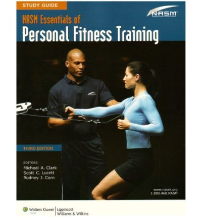 NASM Essentials Of Personal Fitness Training 4-Disc DVD Set (2007)