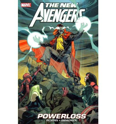 New Avengers: Powerloss Vol. 12