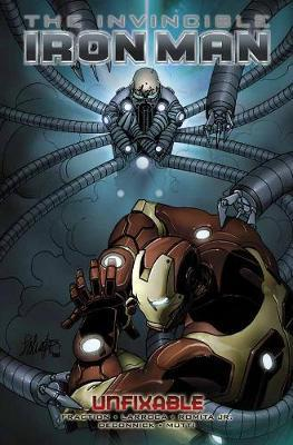 Invincible Iron Man: Unfixable Volume 8