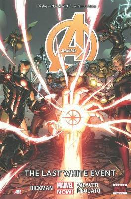 Avengers: Last White Event Volume 2