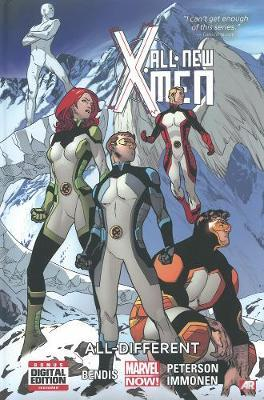 All-New X-Men: All-Different Volume 4
