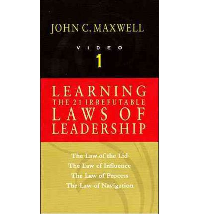 an analysis of leadership concepts in the 21 irrefutable laws of leadership by john maxwell The analysis of this book: the 21 irrefutable laws of leadership was written by john c maxwell it was analyzed as a partial requirement for the course educ 8530 educational leader change decision making process, offered by dr s febres.