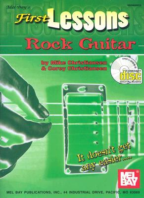 First Lessons Rock Guitar