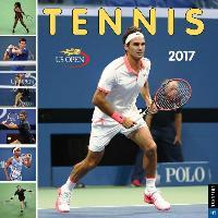 Tennis the U.S. Open 2017 Wall Calendar: The Official Calendar of the United States Tennis Association