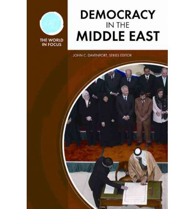 democracy in the middle east Seven years after arab spring, democracy wavers in middle east next week's  presidential elections in egypt will field only one serious.