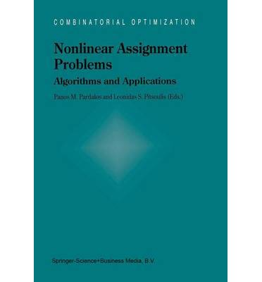 Nonlinear Assignment Problems : Algorithms and Applications