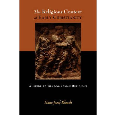 The Religious Contect of Early Christianity