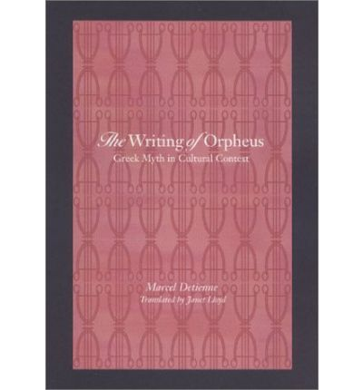 The Writing of Orpheus