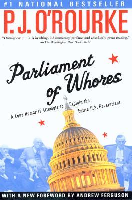 an analysis of parliament of whores by p j orourke All the trouble in the world: is o'rourke's best work since parliament of whores inclined to approach the ills of society with regression analysis p j.