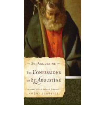 st augustine on his book confessions Conita hendrix confessions st augustine in  illustrates throughout his book confessions  augustines confessions essay augustine's.