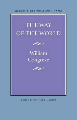 congreve essay of the way william world