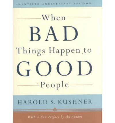 The Problem of Theodicy (II): Rabbi Harold Kushner