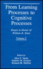 cognitive processes essays The nonmodular view of language holds that various cognitive processes are responsible for an individual's ability to perceive, produce, and understand language in this explanation, language is not a unique process but rather one that uses various cognitive constructs in order to be achieved (robinson-riegler & robinson-riegler, 2008.