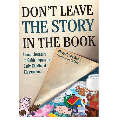 Don't Leave the Story in the Book