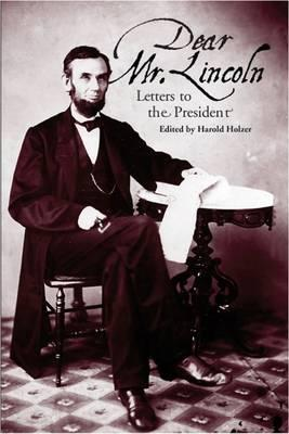 abraham lincoln and dear mr lima On march 3, 1865, the day before abraham lincoln was to be sworn in for the  second time as president, a new york private named william johnson, just one  of.