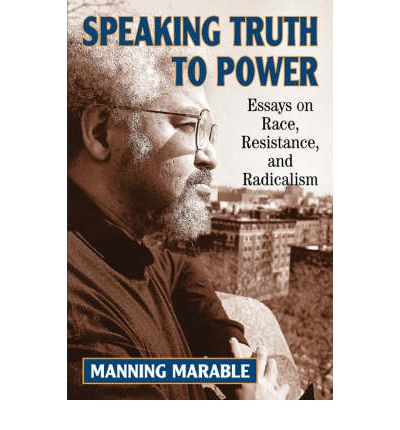 manning marable articles